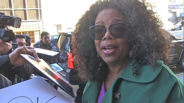 The ONE thing Oprah Winfrey wants to know about Michael Sam is...