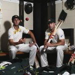 The brothers Marsh will line up in Australia's XI for the second Test against India at the Gabba