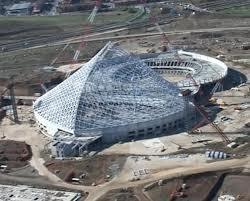 RT @bicisnob: Chissà se per #olimpiadi2024 sarà pronto lo stadio di Calatrava a Tor Vergata che serviva per mondiali di nuoto 2009 http://t.co/LCkQqacWCT