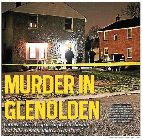 Former Colwyn cop is suspect in death of woman in Glenolden http://t.co/tHCxVakuNy http://t.co/crv7nNlI0D