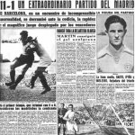 Pic: 72 years ago, Real Madrid beat Barcelona 11-1 in Spanish cup semifinal http://t.co/7OLtIAfYLg