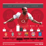 .@Arsenal legend @ThierryHenry has announced his retirement... http://t.co/Q6KnIpsP9Y
