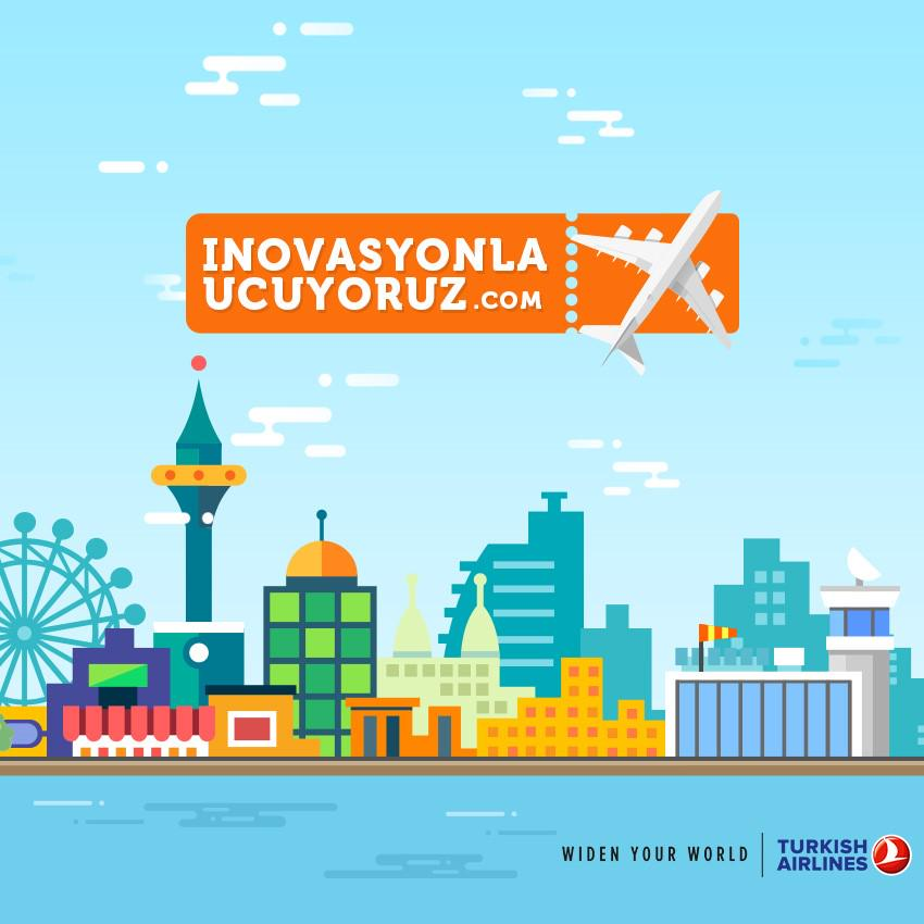 Visit and share your innovative idea for a chance to WIN a round trip to San Francisco!