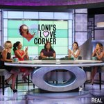 Reunited  RT @LoniLove: Today on #TheReal, @LoniLove gives advice in Loni's Love Corner. Plus, @DrDrew is here! http://t.co/d0CFR8Uhgu