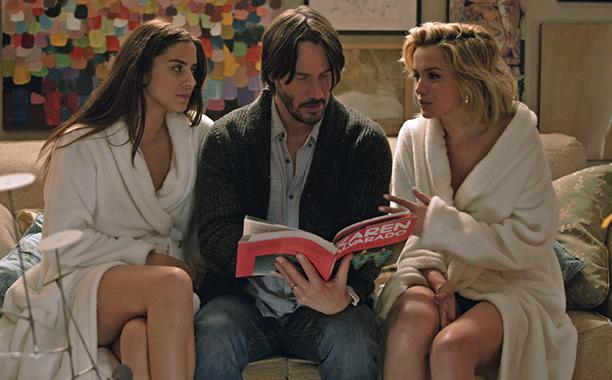 Keanu Reeves and Eli Roth lead Midnight Madness at Sundance: