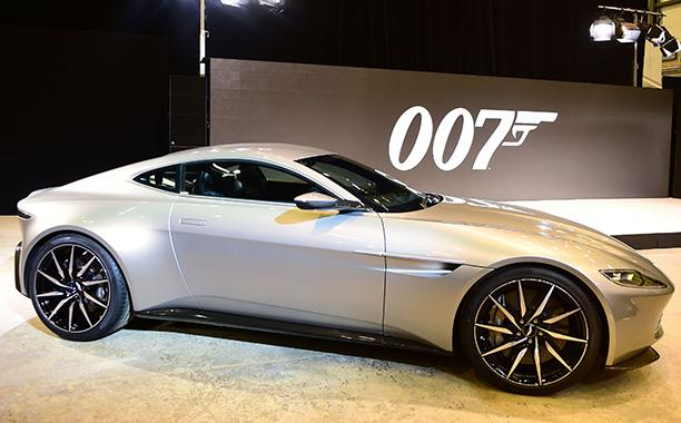 10 lucky, filthy rich fans can purchase James Bond's new Aston Martin:
