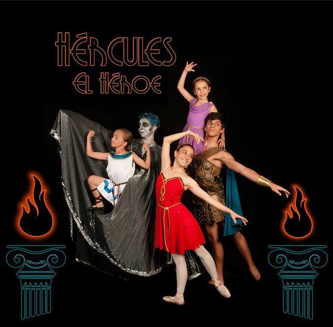 Este13 y 14 de Diciembre el Ballet de @AnnaPavlovaDanc y @mincultura presenta #HérculesElHéroe http://t.co/v2NswMfSO4 http://t.co/umP3Y3eE27