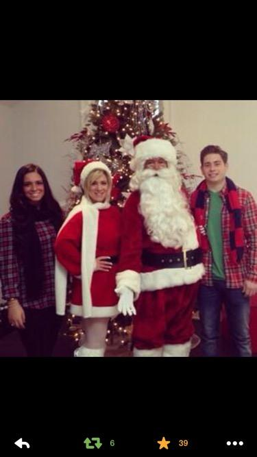 Can't wait for TLC Christmas special this Sunday! That's one good