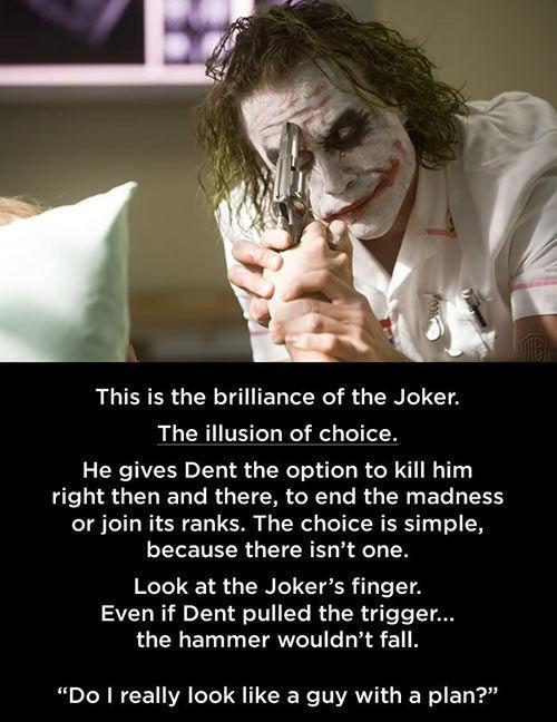 This is why 'The Dark Knight' was pure genius and defines modern day classism. http://t.co/1zLd8BfbUZ