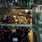 RT @AshleyAlese: #BrooklynBridge #EricGarner #WeCantBreath photo: Ace Zaken @PIX11News http://t.co/woFDo7Fz1N
