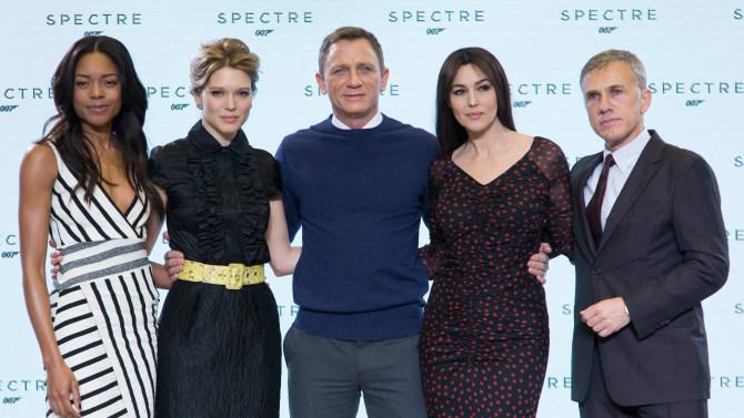 The 24th James Bond film will be titled