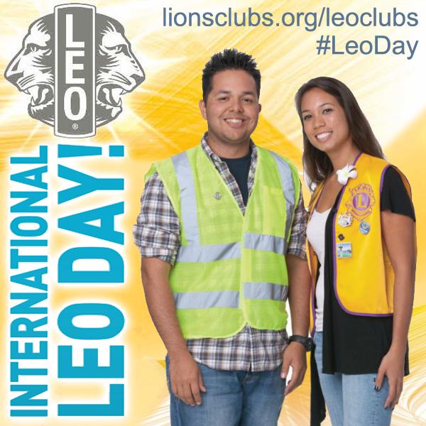 Happy International #LeoDay ! http://t.co/hYGI41h2Qk