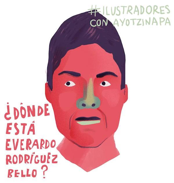 """Pues no, yo no voy a """"superar"""" lo de Ayotzinapa sin antes saber dónde están los 43 normalistas. #YaMeCanse2 http://t.co/Fs7SRcB0Ht"""