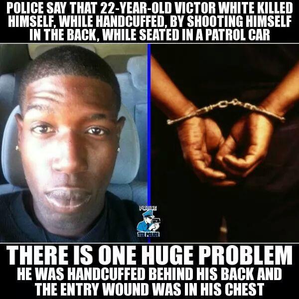 Why we protest #blacklivesmatter http://t.co/i5KSBYjFHo