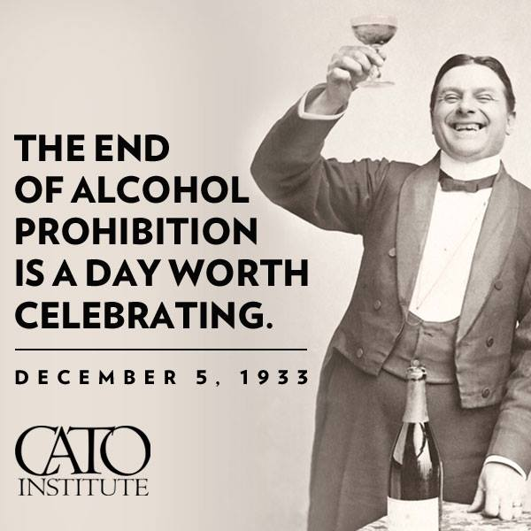 Did you know alcohol prohibition ended 81 years ago today? Happy #RepealDay! Celebrate with us http://t.co/ONQ3L7is5s http://t.co/5IUVKY2XYl