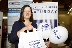 It's a big day for little firms tomorrow as they rally together for Small Business Saturday http://t.co/uX5cFCFJl6 http://t.co/tnNjhdVTMf