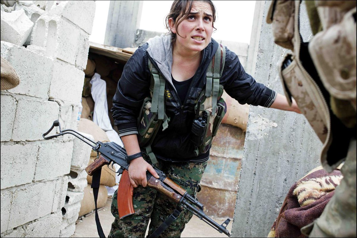 Wow RT @malonebarry: Brilliant pics by Frederic Lafargue in Kobane http://t.co/9B0wOgwi58 http://t.co/yCELLh5cCz