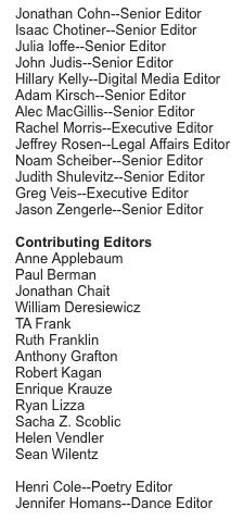 BREAKING: Mass resignations just submitted at @TNR   Full list… http://t.co/SdM0VPQ8Et