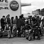 LIFE Rides with Hells Angels, 1965 (Photo: Bill Ray) http://t.co/PyHs3nZ1jY