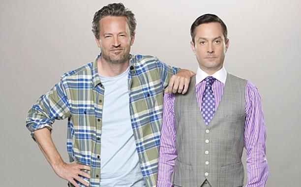Matthew Perry's 'Odd Couple' getting huge 'Big Bang Theory' help: