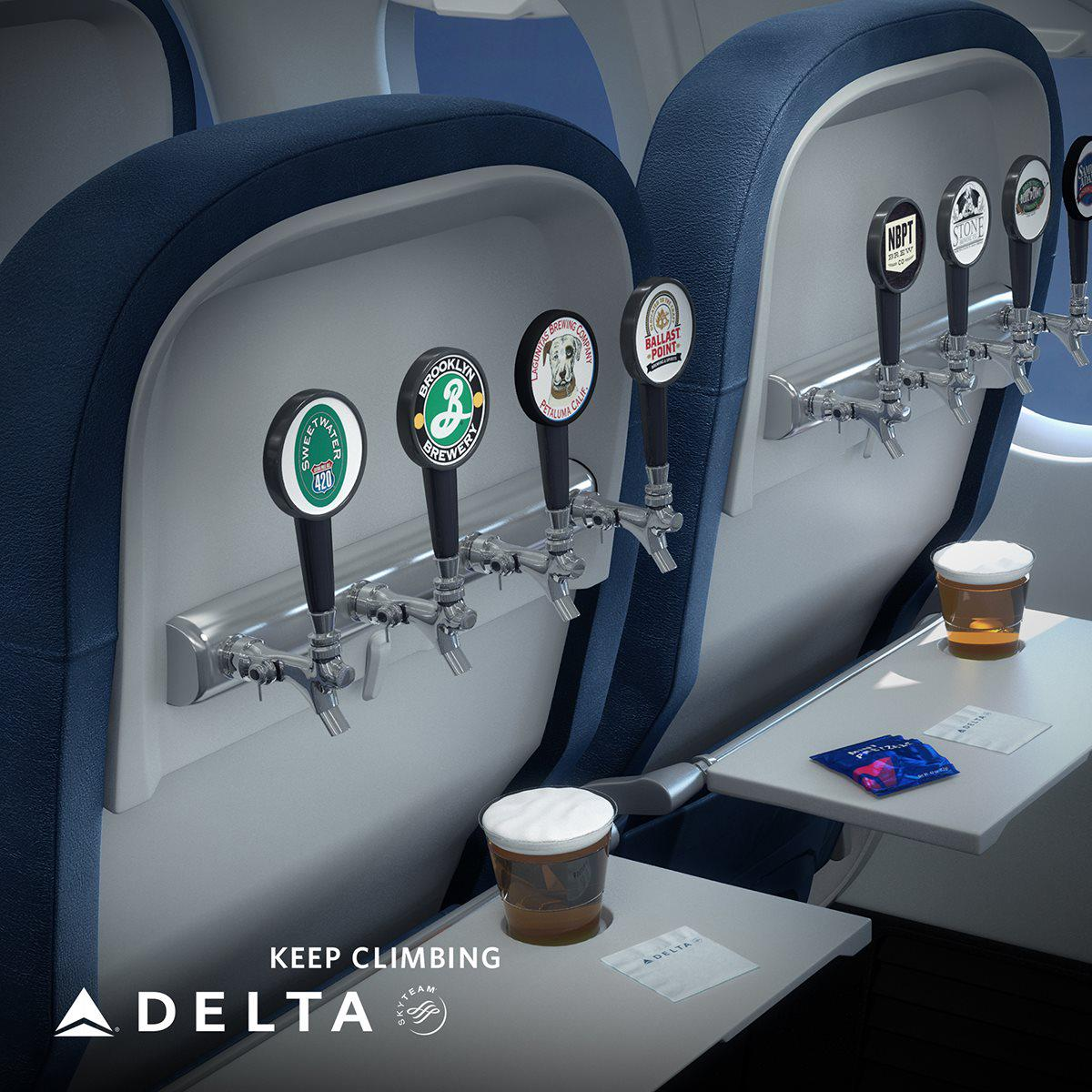 If my seat doesn't look like this next time I board @Delta I'm going to throw a fit. http://t.co/teoTNQHehm