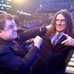RT @pattonoswalt: We've fought this battle before, @alyankovic. We will resolve this in February. #Grammys2015: http://t.co/uIwkpwQyaj
