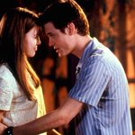 "We were SUCH babies! @NicholasSparks: ""I told you not to fall in love with me."" - #AWalktoRemember #fbf"