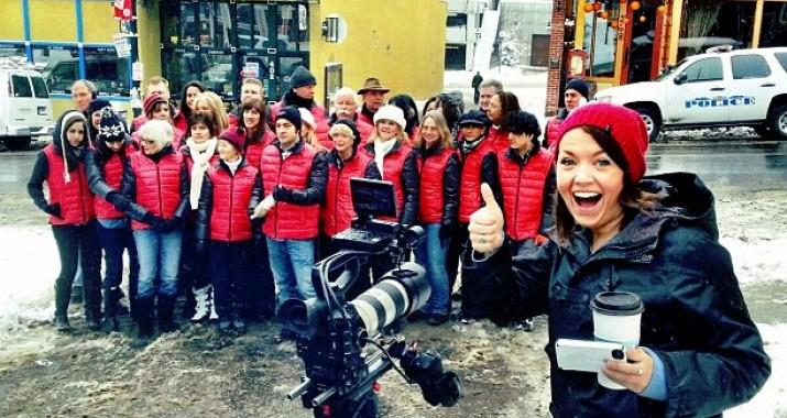 Happy Volunteering Day to the 1,830+ cool kids who keep @Sundancefest real (and to @KennethCole who keeps em warm) http://t.co/hmJmvyRLqv