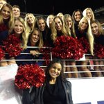 RT @UAPomline: Our New Honorary Arizona Pommie @JordinSparks! We love you! http://t.co/heJLctcP3r