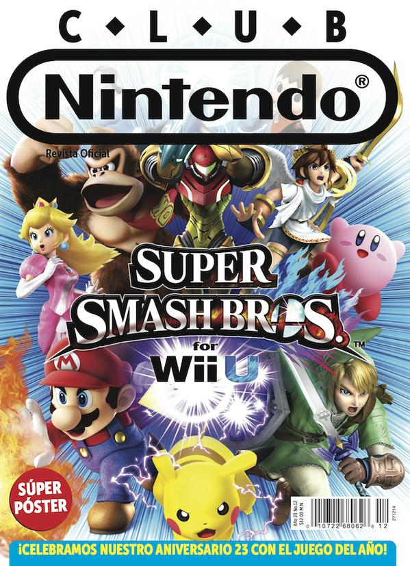 Super Smash Bros. for Wii U, mejor juego de peleas en los #GameAwards. Le ganó a... Super Smash Bros. for 3DS http://t.co/GfjOdjJMjW