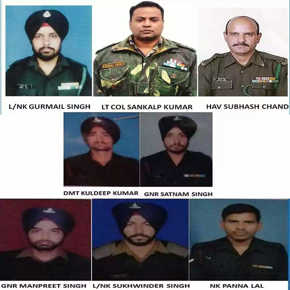 They took a bullet so that Kashmir can vote. Deepest condolences. May their martyrdom not go in vain. Salute. http://t.co/CGhj65eyxA