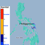 RT @nababaha: Rainfall amount in the Philippines for the past hour. http://t.co/2uwUTFMyXi