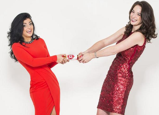 Jennifer Reoch and Storm Huntley are fast becoming the rising stars of ...