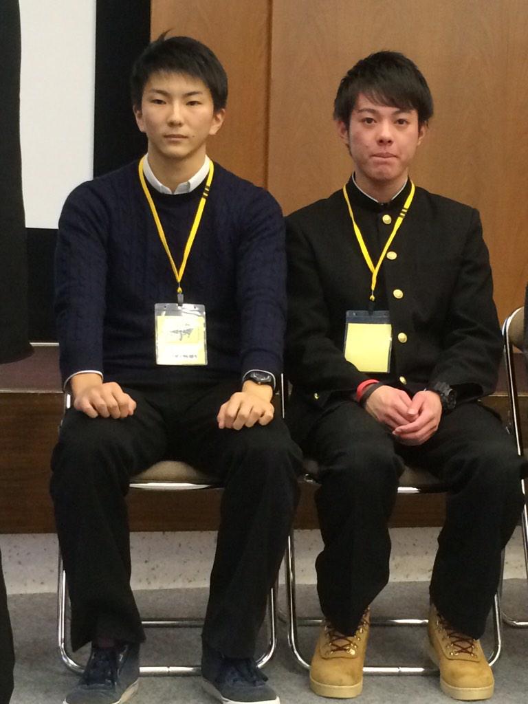 【富山大会】 ミスがありましたので、ツイ消し、訂正します。 優勝チームは高岡高校の『いくぜ!やいぼう』 http://t.co/YTNPnDD1D6