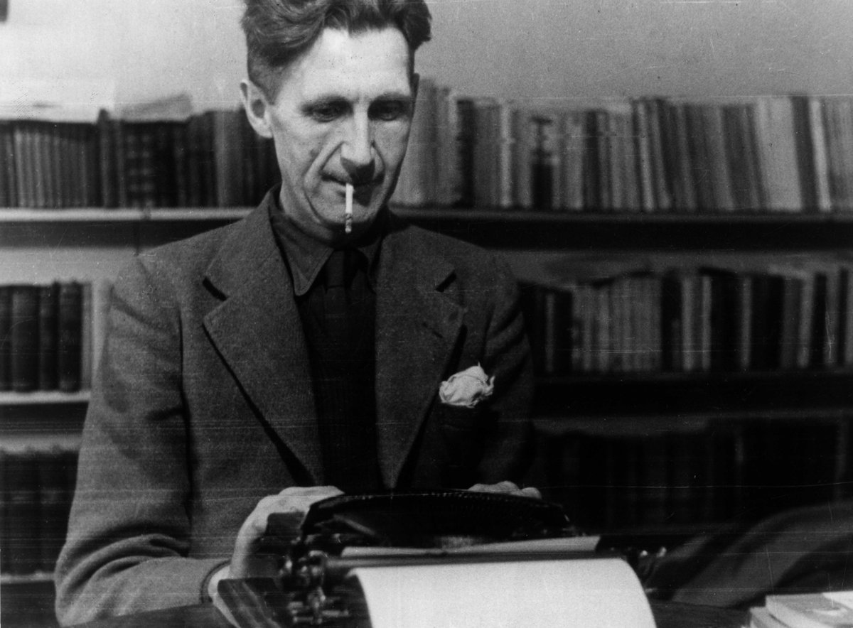 George orwell writings