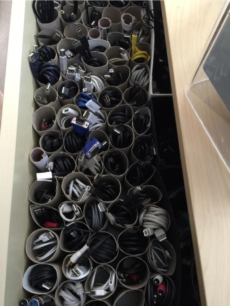 Stop throwing away your toilet rolls. http://t.co/igkX7ez0zP