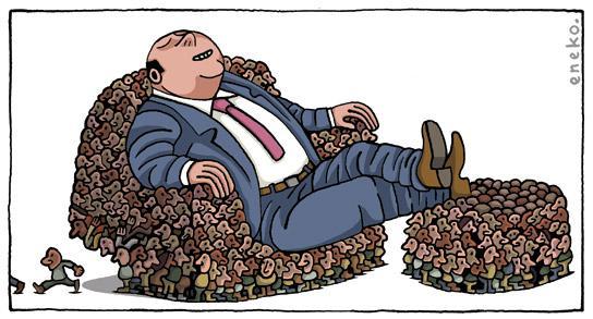 RT @Camppuec: @graffica_info Un corrupto en su merecido descanso, sobre los hombros de un pueblo tolerante; http://t.co/KXngUbxBX3