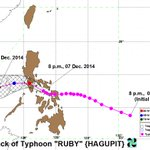 RT @govph: At 10 pm today, #RubyPH maintained its strength as it traverses the Sibuyan Sea: http://t.co/DD1nwjGySG http://t.co/NLI8CMJ4IA