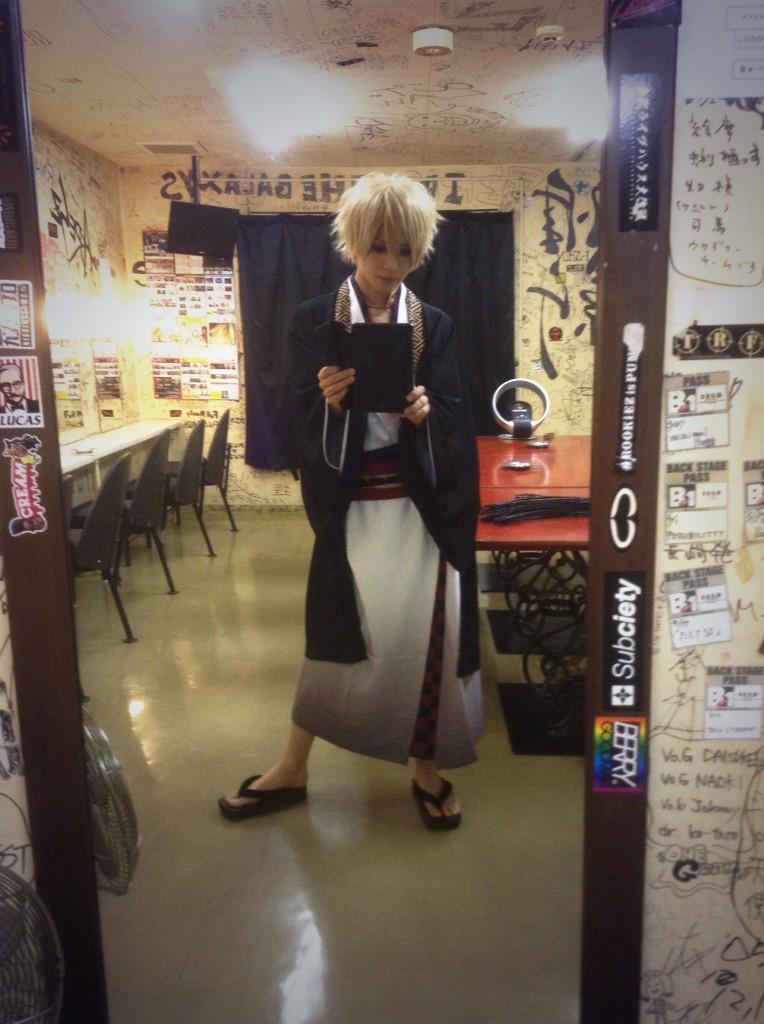 薄桜鬼というアニメの風間千景でした http://t.co/XlZo7tzwZH