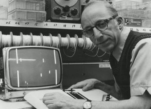 """Sad to hear the """"father of video games"""" Ralph Baer passed away yesterday at 92. Truly grateful for his contributions http://t.co/c802PVL9VB"""