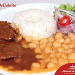 DISFRUTA y almuerza el #SecoDeCabrito en la @alamedadchabuca Comida Peruana ven y prueba sus platos #Guayaquil http://t.co/P3nvZGrzPQ