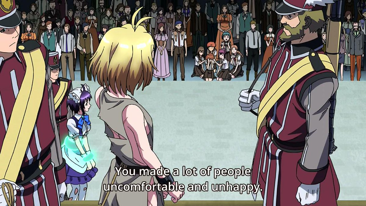 Such biting social commentary. #CrossAnge is truly a work of art. http://t.co/noKHpfNEfi