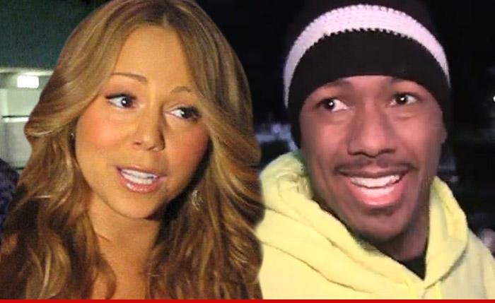 Mariah Carey & Nick Cannon still break bread as a family