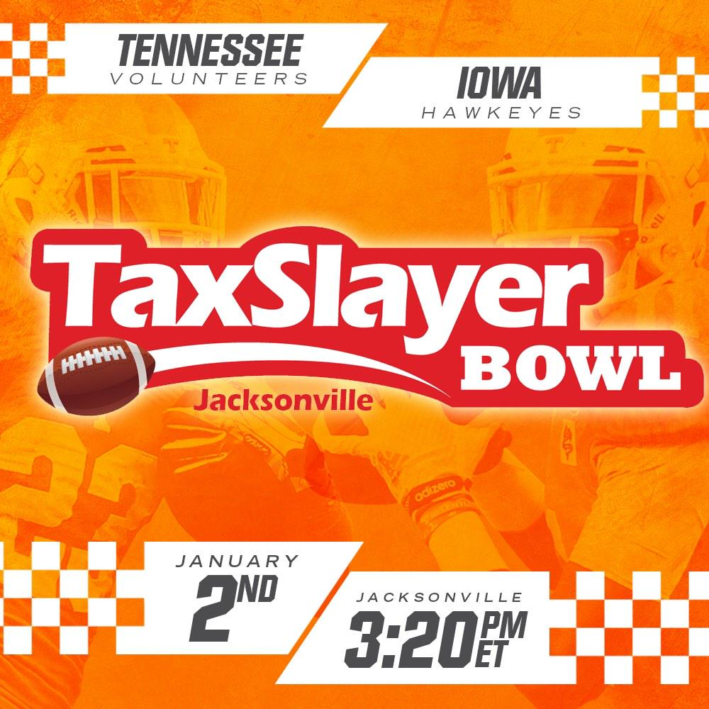 It's Bowl Season in Tennessee!!! http://t.co/19Gp8YwxgG