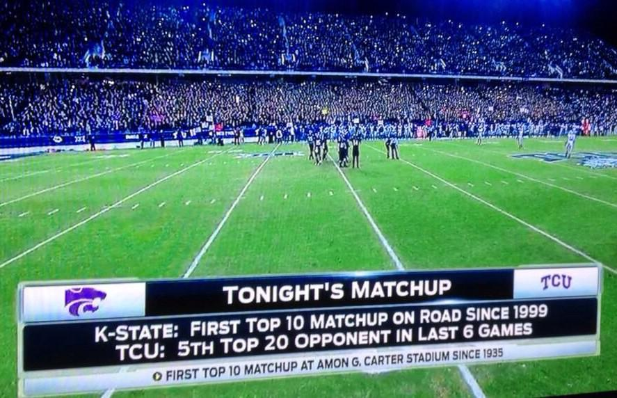 Remember that time #TCU played five Top20 teams in 6 weeks & then everyone said Ohio State had the tougher schedule? http://t.co/YR57eBFcE7