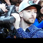 RT @NickasTN: .@jtimberlake working the camera tonight for @memgrizz game. #GrizzNation #WigSnatch http://t.co/Xj8NKTSJZc