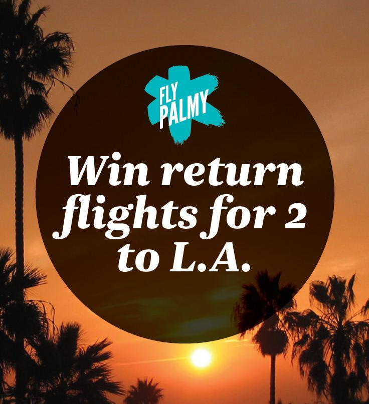 Be in to WIN flights for 2 to LA when you fly in or out of @PNAirport before 12 Dec!