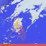 RT @nababaha: Weather satellite feed as of Dec 08, 2014 10:00 AM. http://t.co/fSpfUpWkDQ