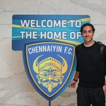 RT @ChennaiyinFC: .@sandronesta13 landed in Chennai yesterday and has joined the team! #VanakkamNesta #CHE #LetsFootball