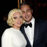Lady Gaga & Taylor Kinney looked so picture perfect in a rare red carpet appearance! New pics: http://t.co/eolfubGyw4 http://t.co/XK4etJufZY